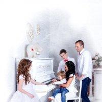 Семья :: Елена Инютина