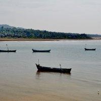 Рыбацкие лодки :: Demian