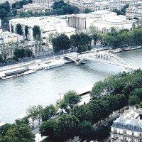 Париж с высоты Эйфелевой башни. :: Наталья Лебедева