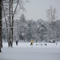 очень зимний день:) :: sv.kaschuk
