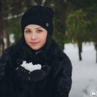 Последний снег :: Александр Ребров