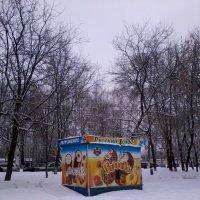Реклама зиме :: Галина