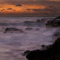 Восход на Черном море :: Виктория Бондаренко