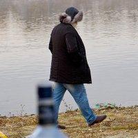 Да ну ее, эту вашу рыбалку! Я на работу! :: Юрий Кузнецов