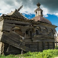 церквушка :: Сергей Григорьев