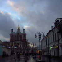 Храм священномученика Климента папы Римского :: Андрей Лукьянов