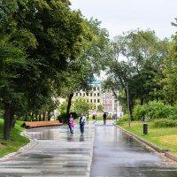 Столица после дождя :: Татьяна Бронзова