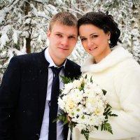 новобрачные :: Yana Odintsova