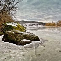 зима на Южном Буге :: юрий иванов