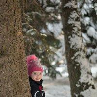 игра в снежки :: Мария Климова