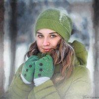 снежная пора :: Оксана Чепурнаева