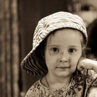 Моя дочурка :: Геннадий Хоркин