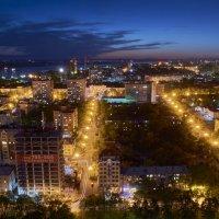 Ночной Хабаровск :: Алексей Некрасов