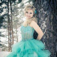 Принцесса леса :: Виктор Зенин