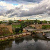 Нарвская крепость :: Карен Мкртчян