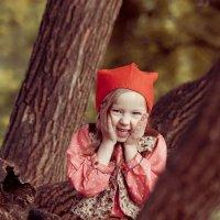 Красная шапочка :: Арсен Гуварьян