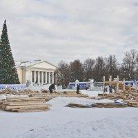 До следующего Нового года! :: Андрей Синицын