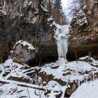 Чинарев (Школьный) водопад :: Александр Хорошилов