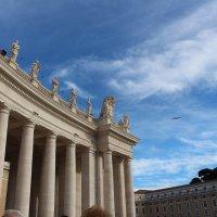 Рим.Колоннада Бернини. :: vadimka