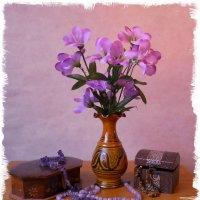 Сокровища деревянных шкатулок :: Nina Yudicheva