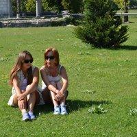 две девицы :: Ирина Пономарева