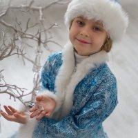 Снегурочка :: Анастасия Мельник