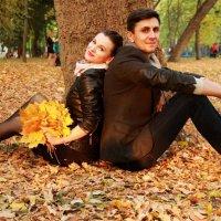 Семья. Осень :: Ксения Гутор