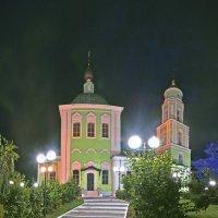 ночной Козельск... :: Андрей Аблеков