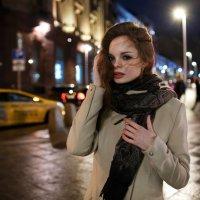 В огнях ночного города :: Дмитрий Гаврилов