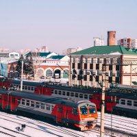 Поезда :: Ольга Елина