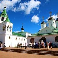 Храм в Муроме. :: Валерий Гудков