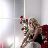 Лиля :: Олеся Тихомирова
