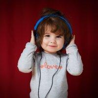 Моя музыкальная доча! :: Евгений Рифиниус