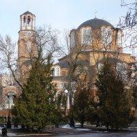 Церковь (греческая)Благовещения Пресвятой Богородицы... :: Тамара (st.tamara)
