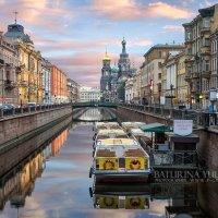 Пока все лодки спят :: Юлия Батурина