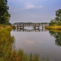 деревяный мост :: Марат Макс