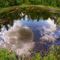 небо в воде :: Фролов Владимир Александрович