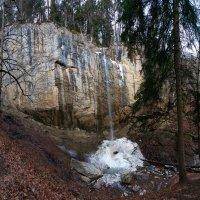 Капустинский водопад :: Владимир Куц