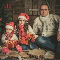 Папины дочки :: Андрей Молчанов