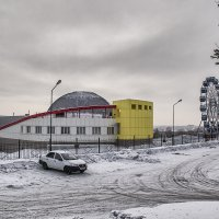 Планетарий :: Sergey Kuznetcov