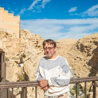 В монастыре Мар Саба :: Тарас Леонидов