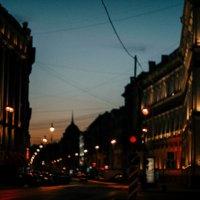 Ночной пейзаж :: Юлия Грейсон