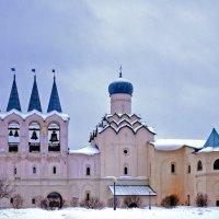 Тихвинский монастырь :: ник. петрович земцов