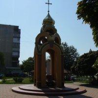 Каплица  Пресвятой  Богородицы  в  Калуш :: Андрей  Васильевич Коляскин