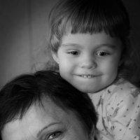 Счастлива бабушка :: Олег Парахин