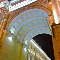 арка в Галерную улицу :: Елена