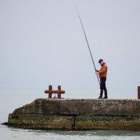 Морская рыбалка :: Андрей Майоров