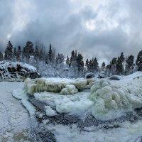 Ледяная пена. :: Фёдор. Лашков