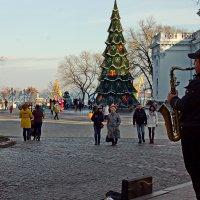 Новогодний блюз ... :: Святослав Тышкевич