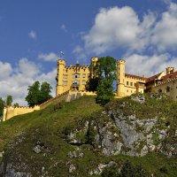 Замок Хоэншвангау :: Надежда Лаптева